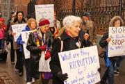 Halt the military invasion of Catholic schools