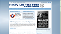The Military Law Task Force National Lawyers Guild