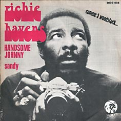Richie Havens - Handsome Johnny