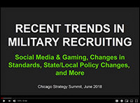 Recent Trends in Military Recruitment