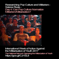 Researching Pop Culture and Militarism: Can Pop Culture Normalize Militarism/Militarization?