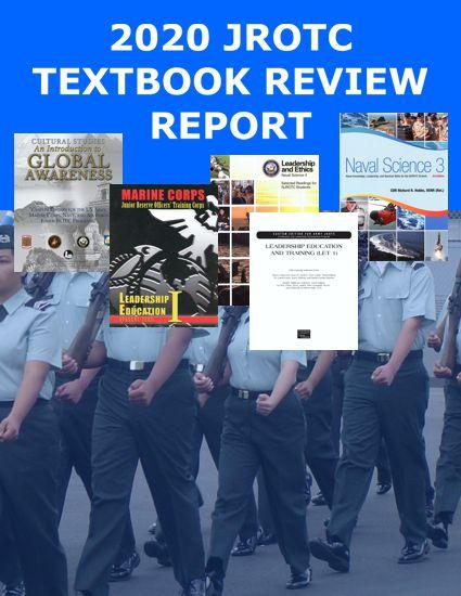 2020 JROTC Textbook Review Report